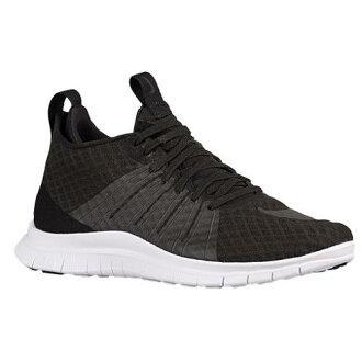 (索取)NIKE naikimenzufurihaipabenomu 2跑步鞋Nike Men's Free Hypervenom 2 Black White Black[支持便利店領取的商品]
