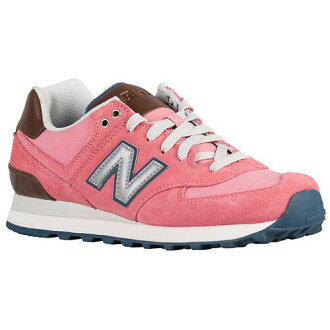(索取)新平衡女士運動鞋574 New balance Women's 574 Mineral Pink Grey