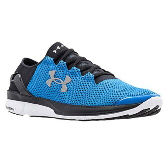 (索取)andaamamenzusupidofomuaporo 2 Under Armour Men's Speedform Apollo 2 Snorkel Black White[支持便利店領取的商品]
