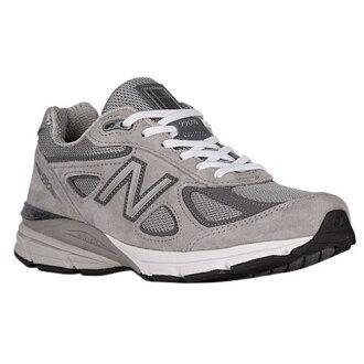 (索取)新平衡女士990 V4休閒運動鞋New balance Women's 990 V4 Grey Castlerock[支持便利店領取的商品]