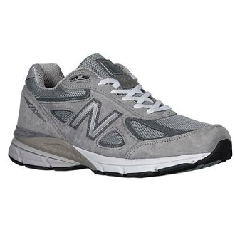 (索取)新平衡人運動鞋990 New balance Men's 990 Grey Castlerock
