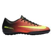 (取寄)NIKE ナイキ メンズ マーキュリアル ビクトリー 6 tr フットサルシューズ Nike Men's Mercurial Victory VI TF Total Crimson Black Pink Blast Volt 【コンビニ受取対応商品】