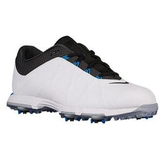 (索取)NIKE耐吉人月神火高爾夫球鞋Nike Men's Lunar Fire Golf Shoes White Anthracite Photo Blue[支持便利店領取的商品]