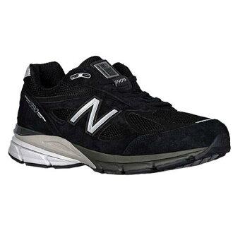 (索取)新平衡人990休閒運動鞋New balance Men's 990 Black Silver