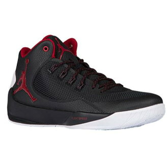(索取)喬丹人上升高2 Jordan Men's Rising High 2 Black Gym Red White[支持便利店領取的商品]