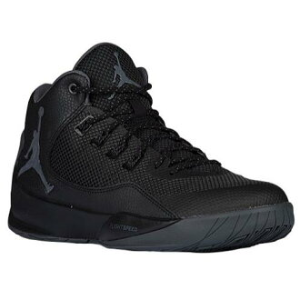 (索取)喬丹人上升高2 Jordan Men's Rising High 2 Black Dark Grey Black Infrared 23