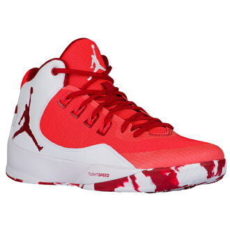 喬丹籃球鞋人上升高2紅紅Jordan Men's Rising High 2 Gym Red Gym Red White Infrared 23