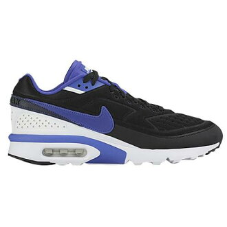 (索取)NIKE耐吉人空氣最大BW超運動鞋跑步鞋Nike Men's Air Max BW Ultra Black White Persian Violet