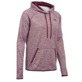 (索取)andaamaredisupakasutomuamafurisuaikonfudi Under Armour Women's Storm Armour Fleece Icon Hoodie Maroon[支持便利店領取的商品]