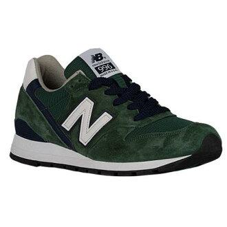 (索取)新平衡人996 New balance Men's 996 Green Navy[支持便利店領取的商品]