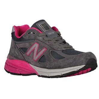 (索取)新平衡女士990 V4 New balance Women's 990 V4 Grey Pink[支持便利店領取的商品]
