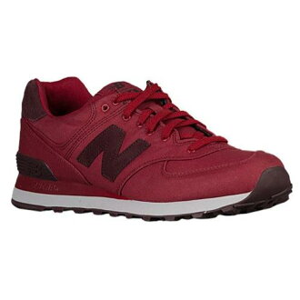(索取)新平衡人574 New balance Men's 574 Biking Red