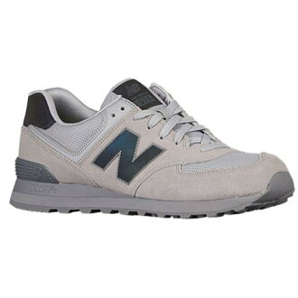 (索取)新平衡人574 New balance Men's 574 Silver Mink Gunmetal