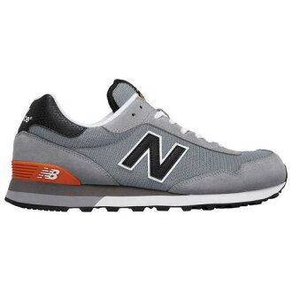 (索取)新平衡人515 New balance Men's 515 Grey Black