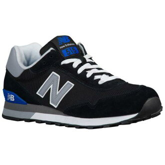 (索取)新平衡人515 New balance Men's 515 Black Grey