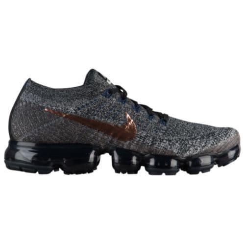 (取寄)ナイキ メンズ エア ヴェイパーマックス フライニット Nike Men's Air VaporMax Flyknit Black Metallic Red Bronze