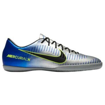 (取寄)ナイキ メンズ マーキュリアル ビクトリー 6 ic フットサルシューズ Nike Men's Mercurial Victory VI IC Racer Blue Black Chrome Volt