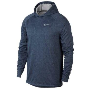 (取寄)ナイキ メンズ ドライ ランニング フーディ Nike Men's Dry Running Hoodie Obsidian Heather