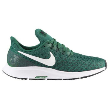 (取寄)ナイキ レディース スニーカー ランニングシューズ エア ズーム ペガサス 35 Nike Women's Air Zoom Pegasus 35 Gorge Green White Black Pine Green
