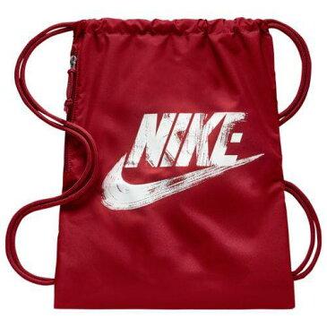 (取寄)ナイキ メンズ ヘリテージ ジムサック Nike Heritage Gymsack Team Red Team Red White