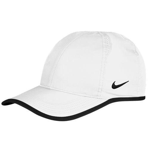 (取寄)ナイキ メンズ チーム フェザーライト キャップ Nike Men's Team Featherlight Cap White Black
