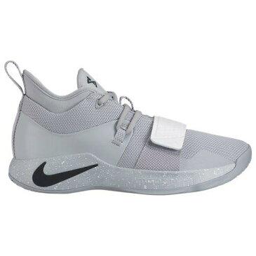 (取寄)ナイキ メンズ PG 2.5 ポール ジョージ Nike Men's PG 2.5 Paul George Wolf Grey Black White