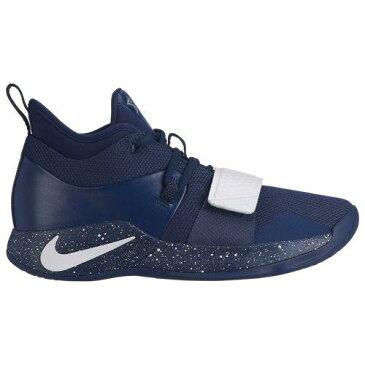 (取寄)ナイキ メンズ PG 2.5 ポール ジョージ Nike Men's PG 2.5 Paul George Midnight Navy White