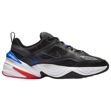 (取寄)ナイキ メンズ M2K テクノ Nike Men's M2K Tekno Dark Grey Black Baroque Brown Racer Blue