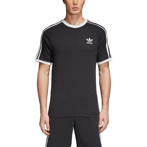 トップス, Tシャツ・カットソー () T Mens adidas Originals California T-Shirt Black White