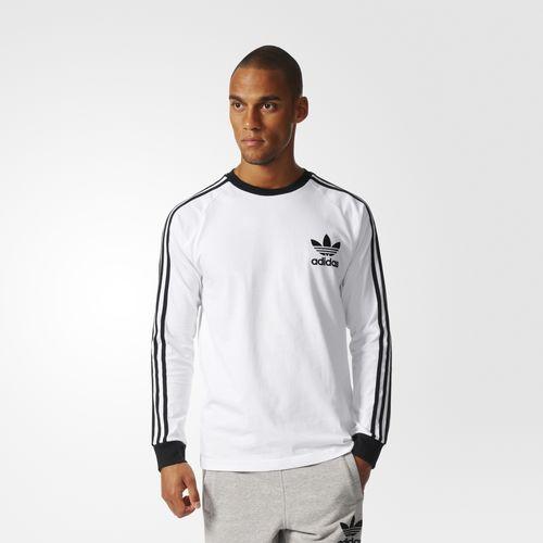(取寄)アディダス オリジナルス メンズ CLFN Tシャツ adidas originals Men's CLFN Tee White