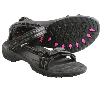 (Get CDN) Teva women's Terra Fay Wright Sandals Teva Women Terra Fi Lite Sandals Double Zipper Black