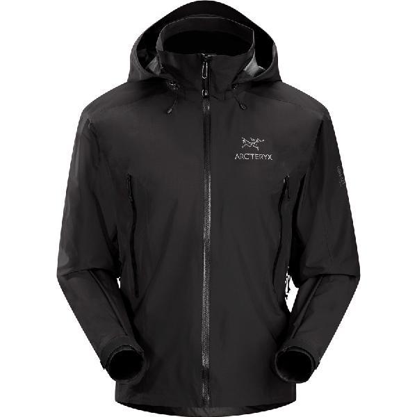 (取寄)アークテリクス メンズ ビーター AR ジャケット Arc'teryx Men's Arc'teryx Beta AR Jacket Black