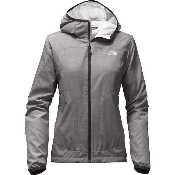 (取寄)ノースフェイス レディース ピタヤ 2 フーデッド ジャケット The North Face Women Pitaya 2 Hooded Jacket Tnf Dark Grey Heather
