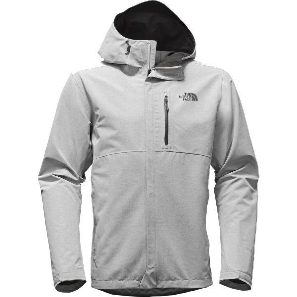 (取寄)ノースフェイス メンズ Dryzzle フーデッド ジャケット The North Face Men's Dryzzle Hooded Jacket Tnf Light Grey Heather