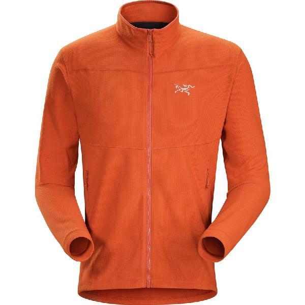 (取寄)アークテリクス メンズ デルタ LT フリース ジャケット Arc'teryx Men's Delta LT Fleece Jacket Rooibos