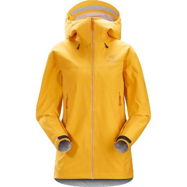 (取寄)アークテリクス レディース ビーター LT ジャケット Arc'teryx Women Beta LT Jacket Aspen Glow