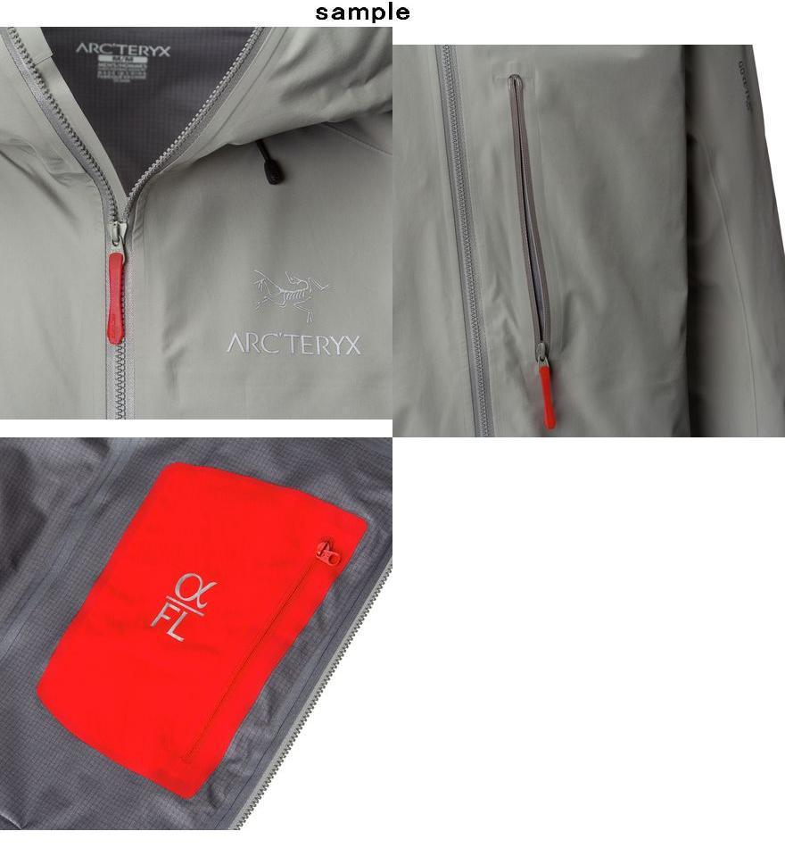 (取寄)アークテリクス メンズ アルファ FL ジャケット Arc'teryx Men's Alpha FL Jacket Lichen