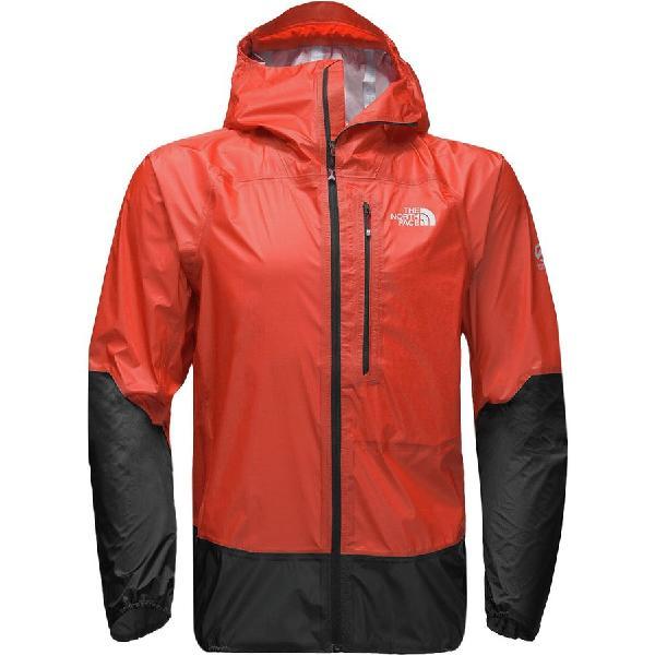 (取寄)ノースフェイス メンズ サミット L5ウルトラライト ストーム ジャケット The North Face Men's Summit L5 Ultralight Storm Jacket Fiery Red/Tnf Black