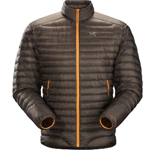 (取寄)アークテリクス メンズ セリウム SL ダウン ジャケット Arc'teryx Men's Cerium SL Down Jacket Basalt 【コンビニ受取対応商品】