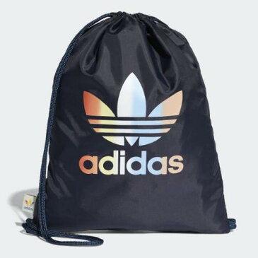 (取寄)アディダス オリジナルス メンズ プライド ジム サック adidas originals Men's Pride Gym Sack Collegiate Navy