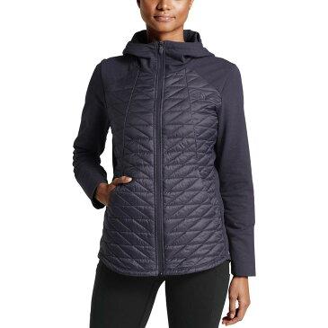 (取寄)ノースフェイス レディース モチベーション サーモボール ジャケット The North Face Women Motivation Thermoball Jacket Greystone Blue