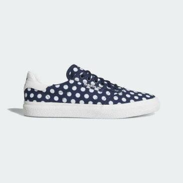 (取寄)アディダス オリジナルス レディース 3MCバルカ シューズ adidas originals Women 3MC Vulc Shoes Collegiate Navy / Cloud White / Collegiate Navy
