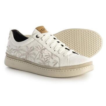 (取寄)アグ メンズ ロウ パームス カリ スニーカー UGG Australia Men's Low Palms Cali Sneakers White