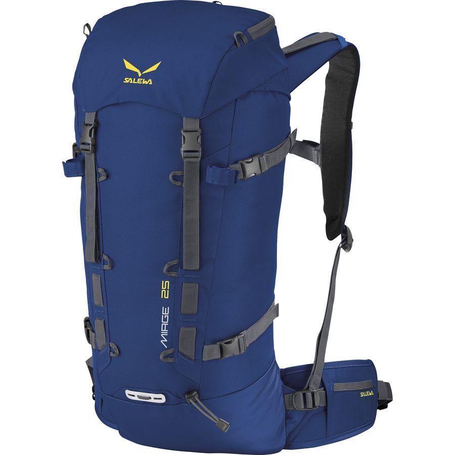 男女兼用バッグ, バックパック・リュック () Miage 25L Salewa Mens Miage 25L Backpack Bright Night