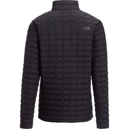 (取寄)ノースフェイス メンズ ThermoBall インサレーテッドトール ジャケット The North Face Men's ThermoBall Insulated Tall Jacket Urban Navy Matte/Mid Grey