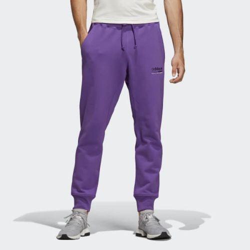 e1f89fec7fa6f6 (取寄)アディダス オリジナルス メンズ カバル グラフィック スウェット パンツ adidas originals Men's Kaval  Graphic Sweat Pants Active Purple アディダス ...