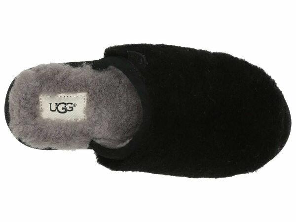 (取寄)アグ レディース フラフェット  UGG Women Fluffette  Black