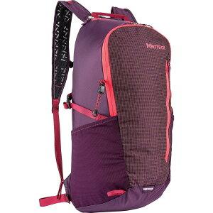 (取寄)マーモット  コンプレッサー ミーティア 22L バックパック Marmot Men's Kompressor Meteor 22L Backpack Dark Purple/Brick