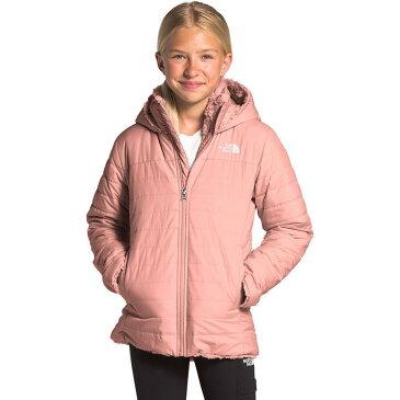 (取寄)ノースフェイス ガールズ Mossbud スワール パーカー The North Face Girls Mossbud Swirl Parka Pink Clay
