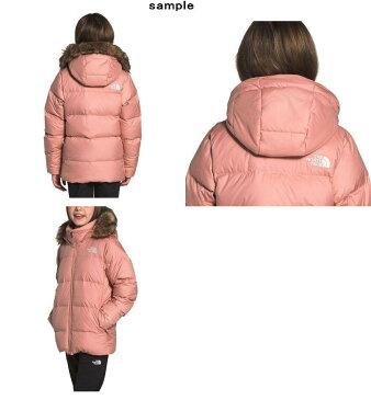 (取寄)ノースフェイス ガールズ フランカ パーカー The North Face Girls Franka Parka Pink Clay
